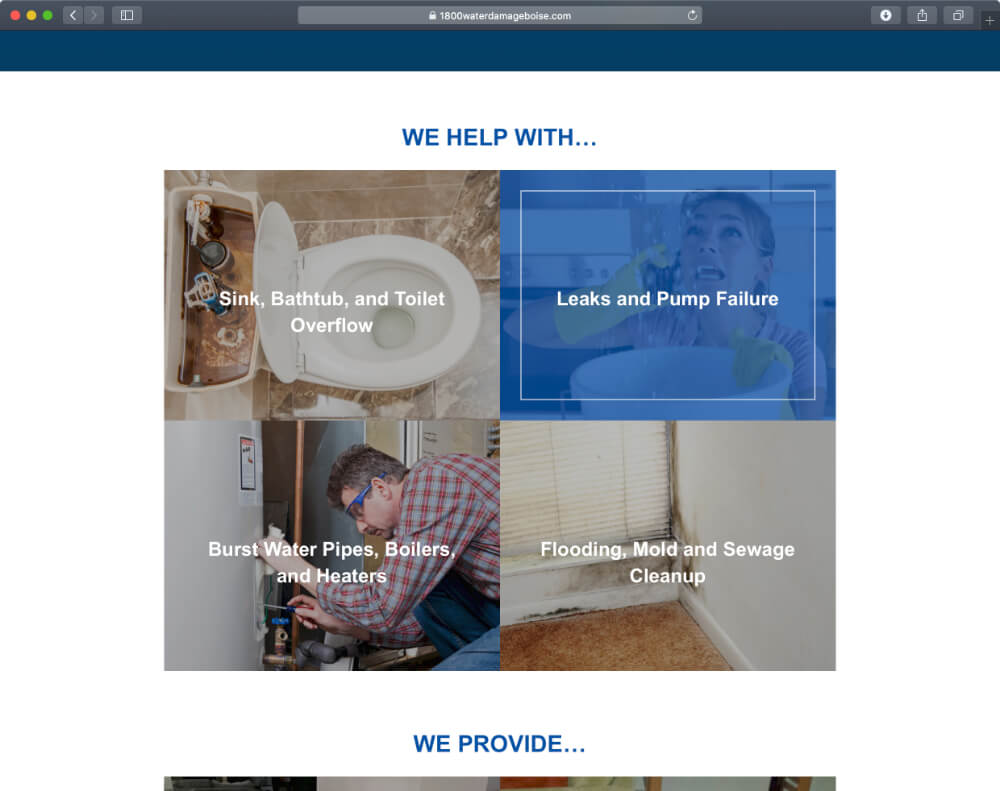 boise-graphic-design-landing-page-1-800-water-damage-5