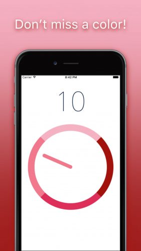 app-development-hyper-casual-games-pink-dial-iphone-04